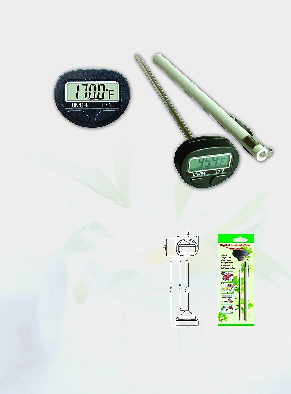 New Beyution@ DIGITAL INSTANT-READ THERMOMETER Speedy measuring wide range Big LCD display