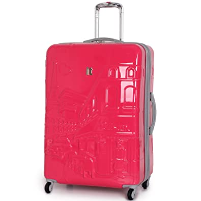 Large Pink Suitcase Uk | Luggage And Suitcases