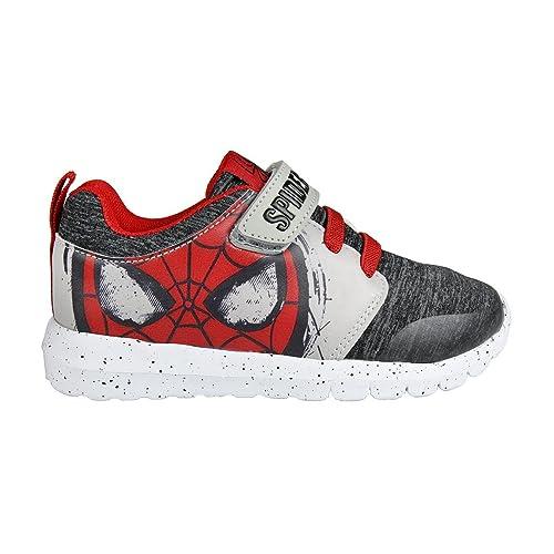 Spiderman Deportivas Ultraligeras, Zapatillas para Niños: Amazon.es: Zapatos y complementos