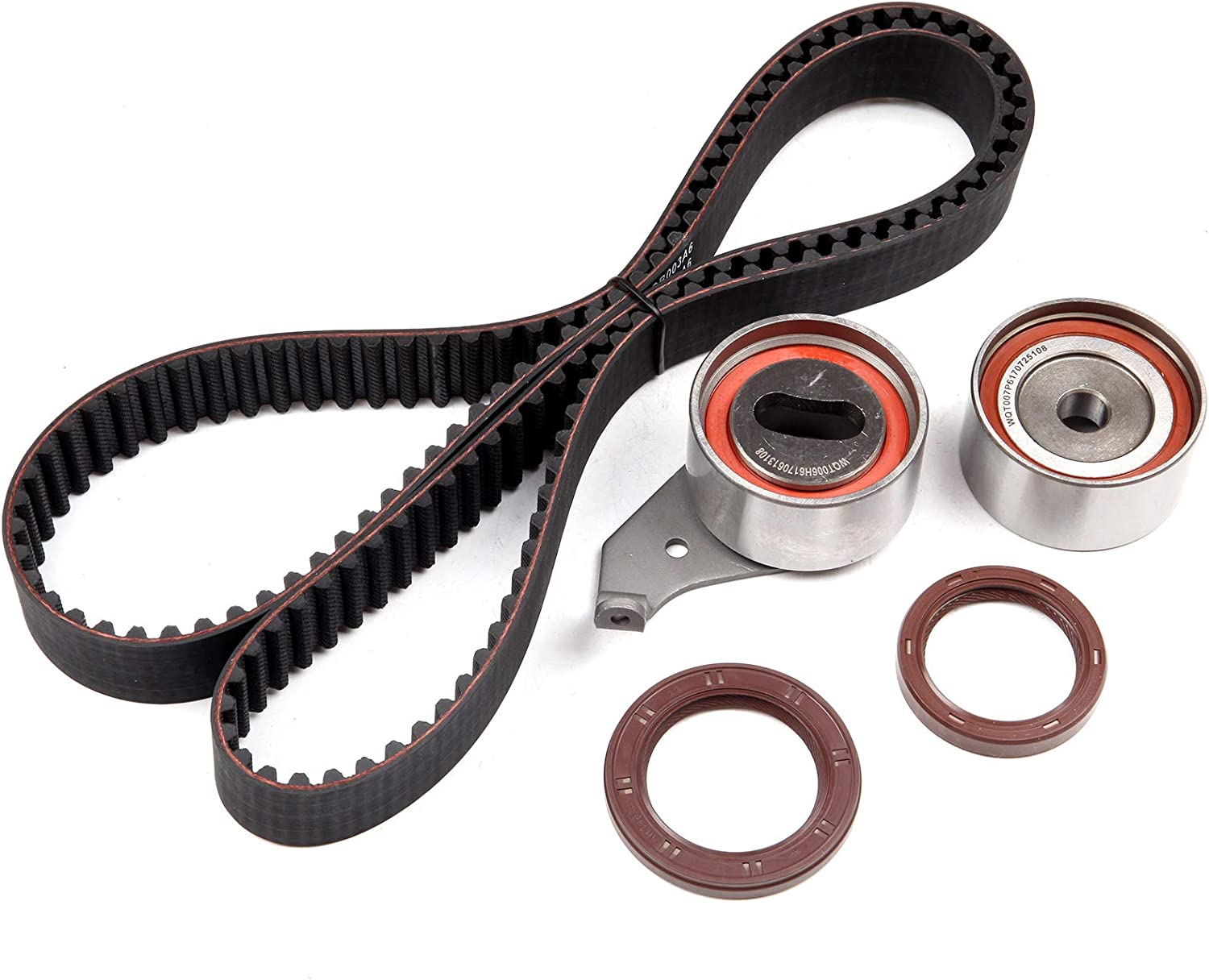 FINDAUTO Timing Belt Kits Suitable for 1987-2001 Toyota Camry 1986-1999 Toyota Celica 1991-1994 Toyota MR2 1996-2000 Toyota RAV4 1999-2001 Toyota Solara