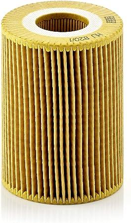 Original Mann Filter Ölfilter Hu 820 1 Y Ölfilter Satz Mit Dichtung Dichtungssatz Für Pkw Auto