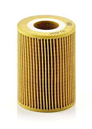 Mann Filter HU 820/1 y Filtro de Aceite