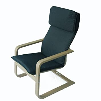 Terrific Replace Cover For Ikea Pello Chair Cover Pello Armchair Cover 100 Cotton Cover 9 Colors Available Gray Creativecarmelina Interior Chair Design Creativecarmelinacom