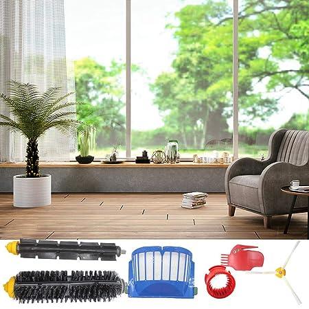 julyso Accesorios iRobot Roomba iRobot Roomba Piezas de Recambio ...