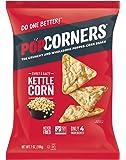 PopCorners Kettle Corn Snack   Gluten Free, Vegan Snack   (12 Pack, 7 oz Snack Bags)