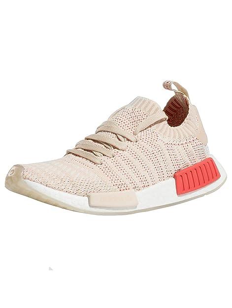 adidas originals Mujeres Calzado/Zapatillas de Deporte NMD_R1 STLT PK W: Amazon.es: Zapatos y complementos