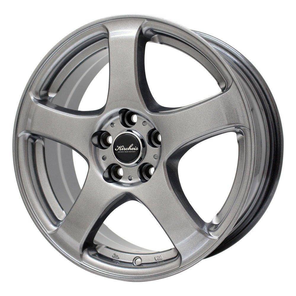 ZEETEX(ジーテックス) サマータイヤ&ホイール ZT1000 195/65R15 KIRCHEIS(キルヒアイス) 15インチ 4本セット B071GL2YTN