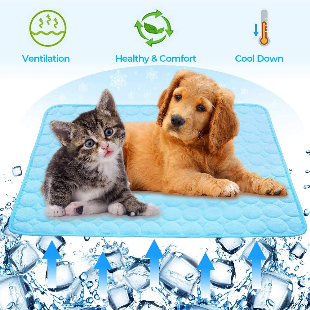 ANCROWN Cooling Mat for Dogs and Cats