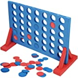 Hillington ® Giant EVA 4 In A Row Connect 4 Garden Outdoor Game - Ideal For Family And Nursery / School Activities