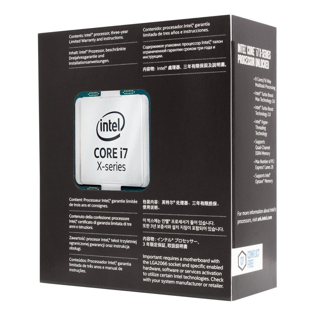 Intel Core i7-7800X Processor by Intel (Image #3)