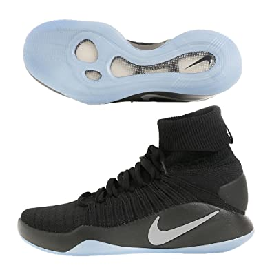 separation shoes eed3f fd2e3 Nike Men s Hyperdunk Flyknit 2016 Basketball Shoes (8 D(M) US, Black