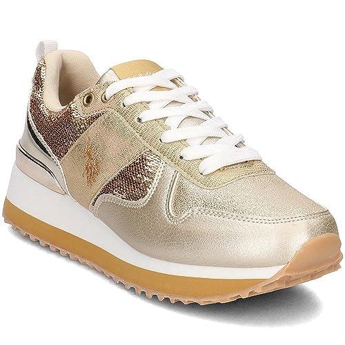 U.S. Polo Assn Sneakers Tabitha G FRIDA4042S8/TY1: Amazon.es ...