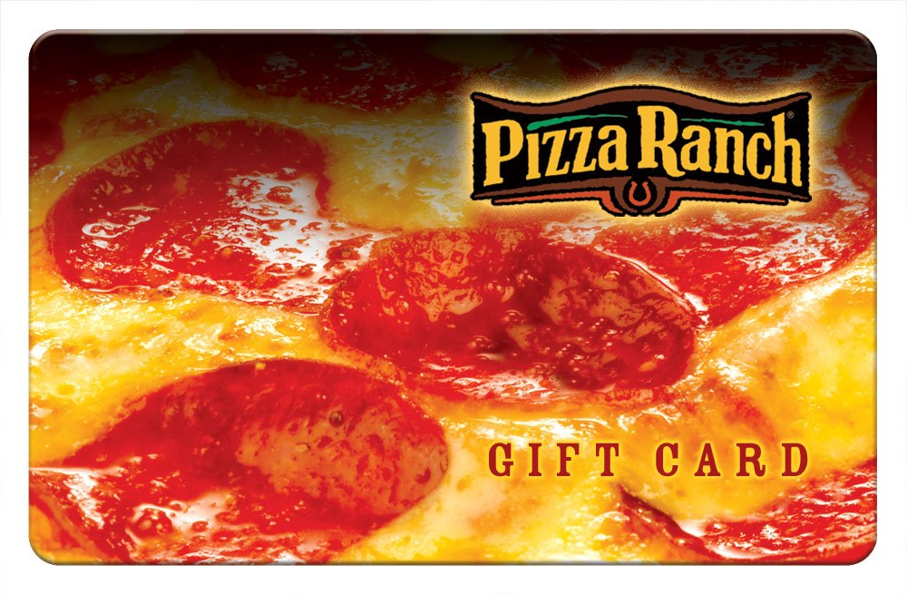Amazon.com: Pizza Ranch Pepperoni Gift Card - 20: Gift Cards