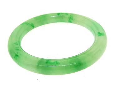 Genuine Chinese Jade Bangle Bracelet 52mm Free Shipping Amazon Co