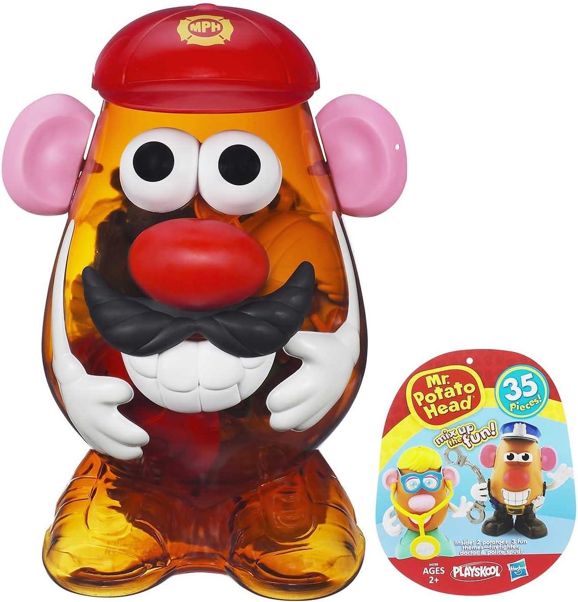 Playskool - Mr. Potato Bombero (Hasbro A4298E24): Amazon.es ...