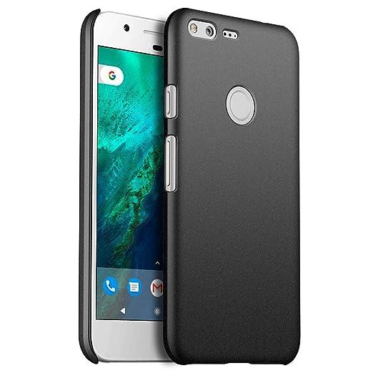 uk availability 22e3d 1f107 Amazon.com: Case Compatible Google Pixel XL/ 2 XL, Hard PC Slim Fit ...