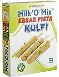 Milkomix Kesar Pista Kulfi Mix Flavored Milk Powder – 150 GM