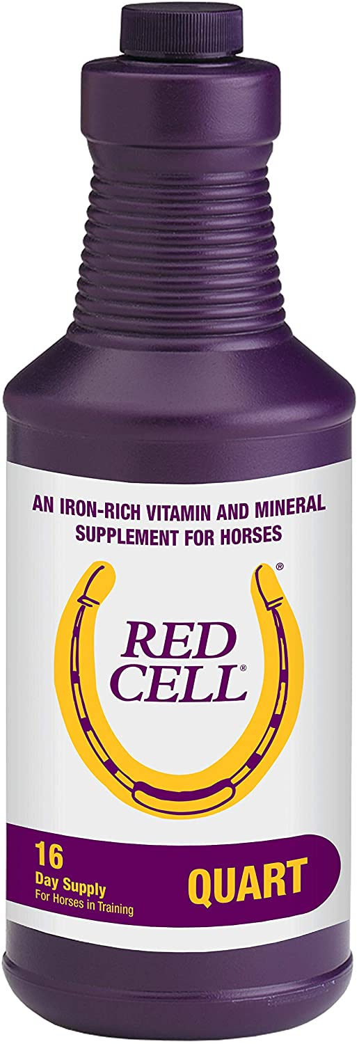 FARNAM 74109 Red Cell Pet Supplement, 32-Ounce : Horse Nutritional Supplements And Remedies : Pet Supplies