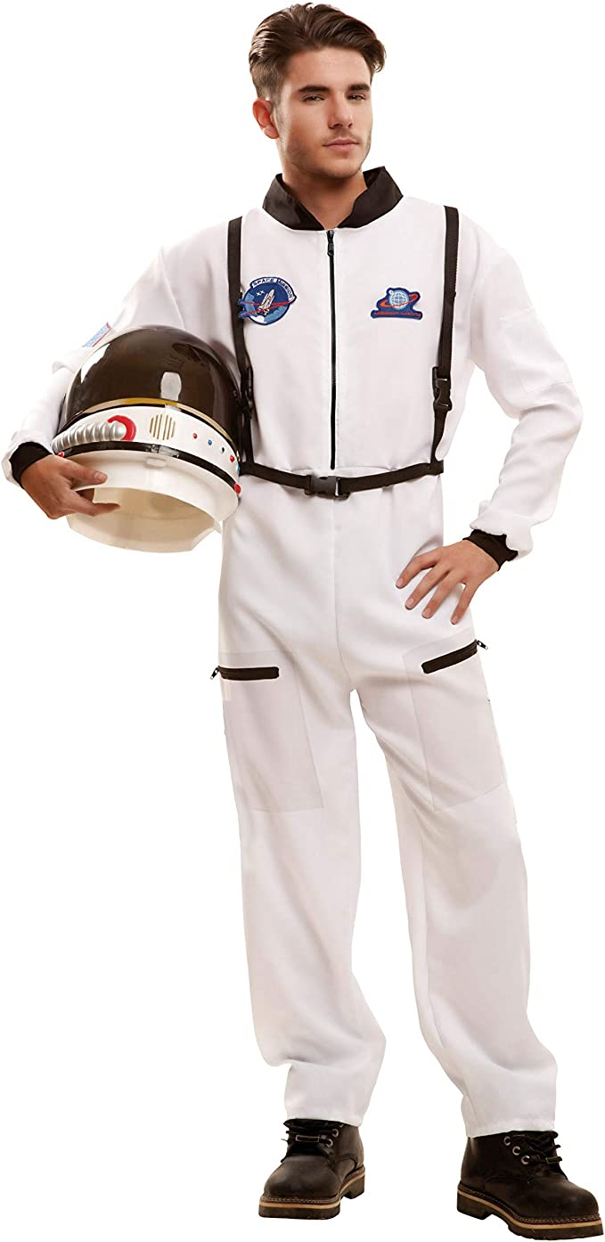 My Other Me Me-202120 Disfraz de astronauta para hombre, M-L ...