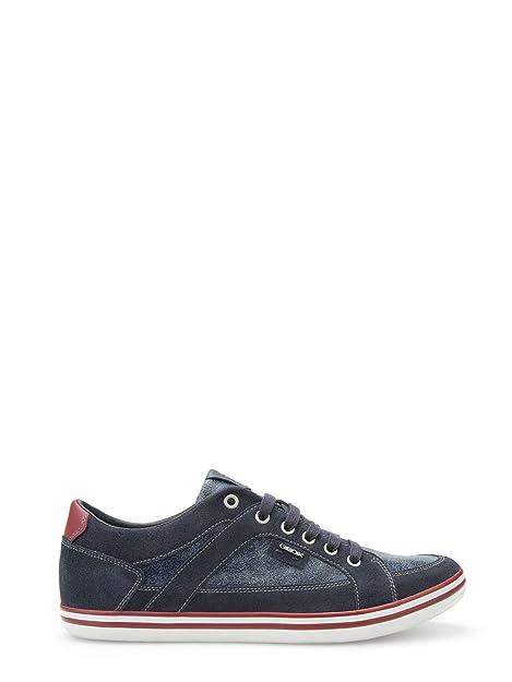 Zapatos para Hombre, Color Azul, Marca GEOX, Modelo Zapatos para Hombre GEOX U Box Azul: Amazon.es: Zapatos y complementos