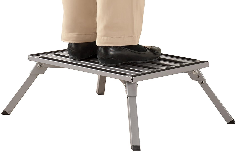 sc 1 st  Amazon.com & Amazon.com: EasyComforts Wide Step Stool: Kitchen u0026 Dining islam-shia.org