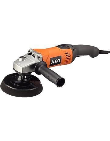 AEG PE 150 - Pulidora (Negro, Naranja, 2100 g, 1200 W)