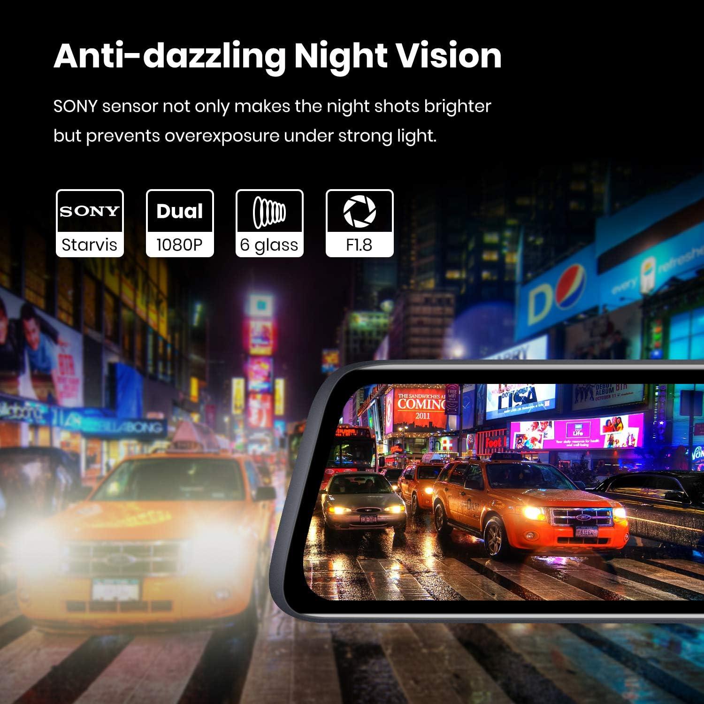 auto dash cams reviews