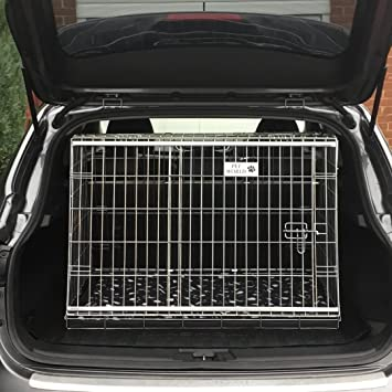Amazon.com: Nissan Qashqai Protector de jaula de perro para ...