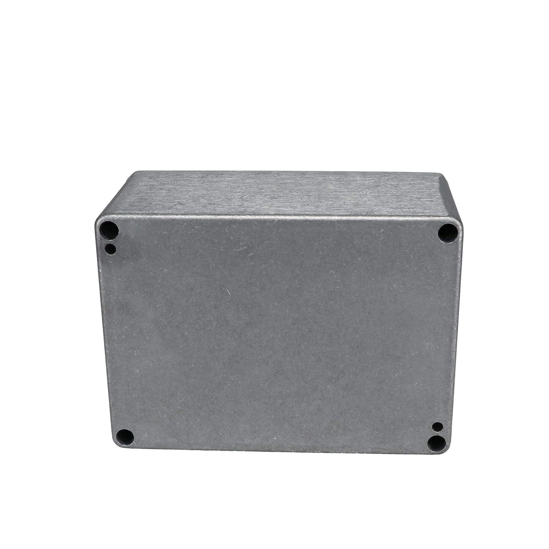 BUD Industries AN-1305-A IP68 Aluminum 5.83x4.25x2.95 enclosure Natural