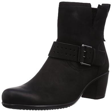 Ecco ECCO TOUCH 55 B Black, Schuhe, Stiefel & Stiefeletten, Hohe Stiefeletten, Schwarz, Female, 37