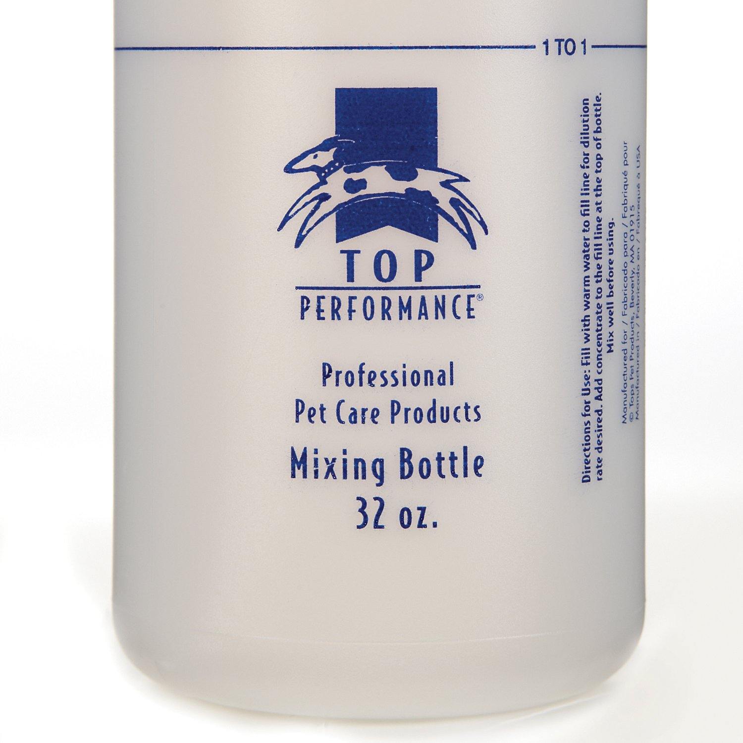 Top Performance Pet Professional Mixing Shampoos, 32-Ounce Bottle by Top Performance (Image #3)
