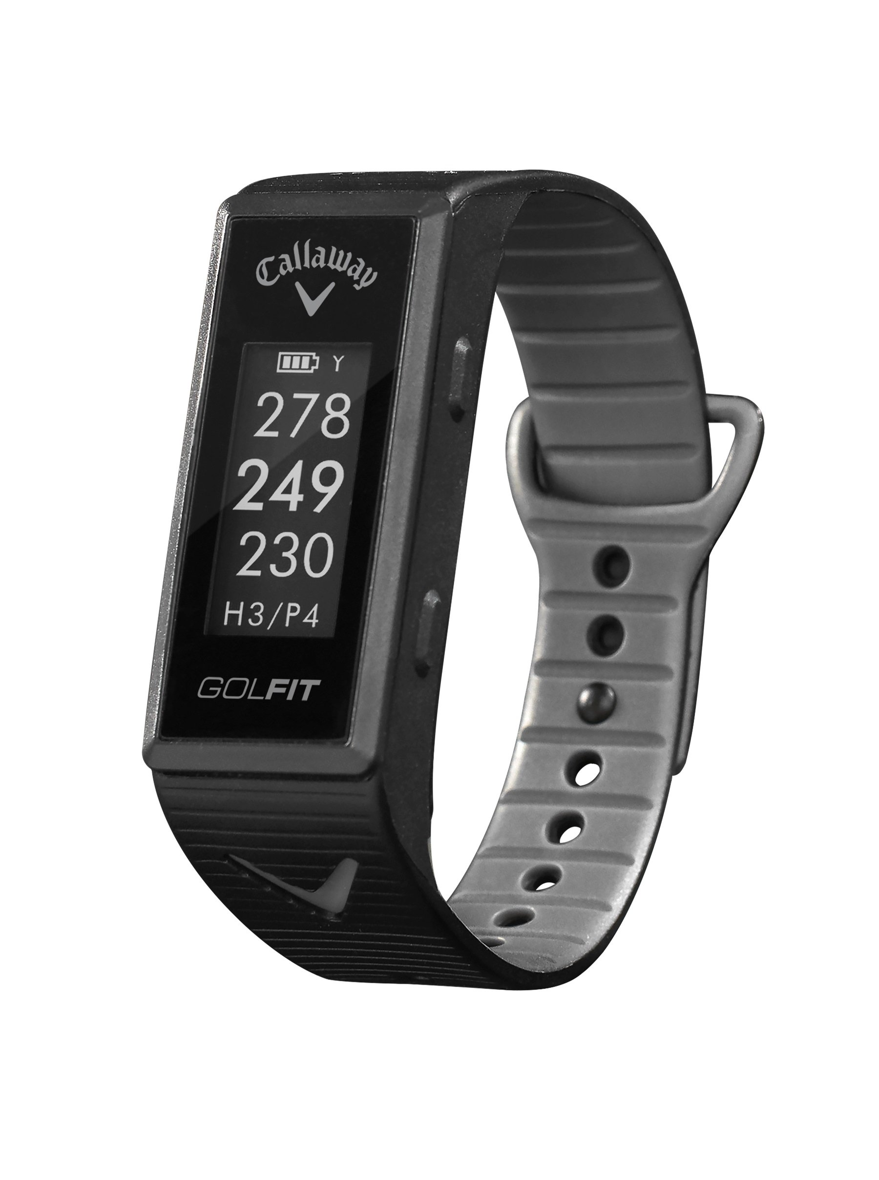 Callaway Golfit Golf GPS Band (with Fitness Tracking)