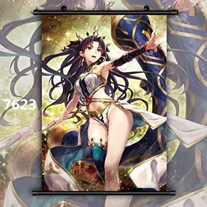 Fate Grand Order Anime Wall Art Home Decoration Scroll Poster