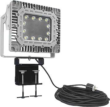 150 Watt Marine Outdoor Led Flood Light Adjustable Beam Clamp 17 500 Lumens Ip67 Waterproof Amazon Com