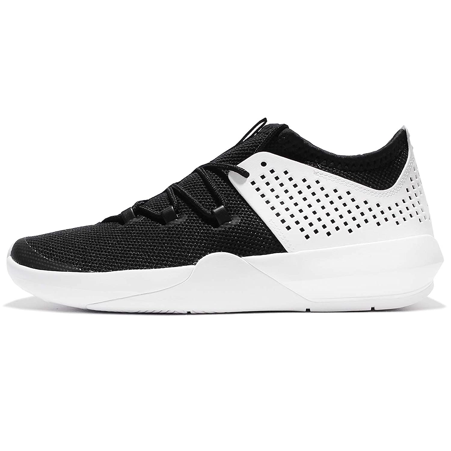 NIKE Air Jordan Express Mens Trainers 897988 Sneakers Shoes (UK 11 US 12 EU 46, Black White 010)