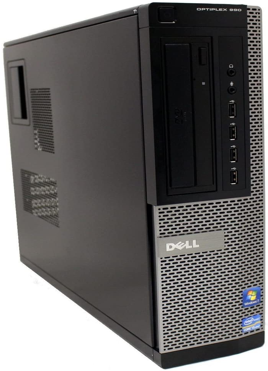 DELL OptiPlex 990 SFF Desktop PC Intel Core i7 2600 3.40GHz