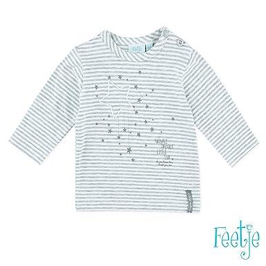 FEETJE T-shirt à manches longues rayé « étoile » top bébé vêtements bébé ba952865964