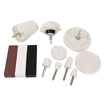 Performance Tool W50090 Aluminum Polishing Kit: Automotive