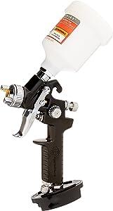 Ingersoll Rand 200G Edge Series Touch-up Gravity Feed Spray Gun, Black