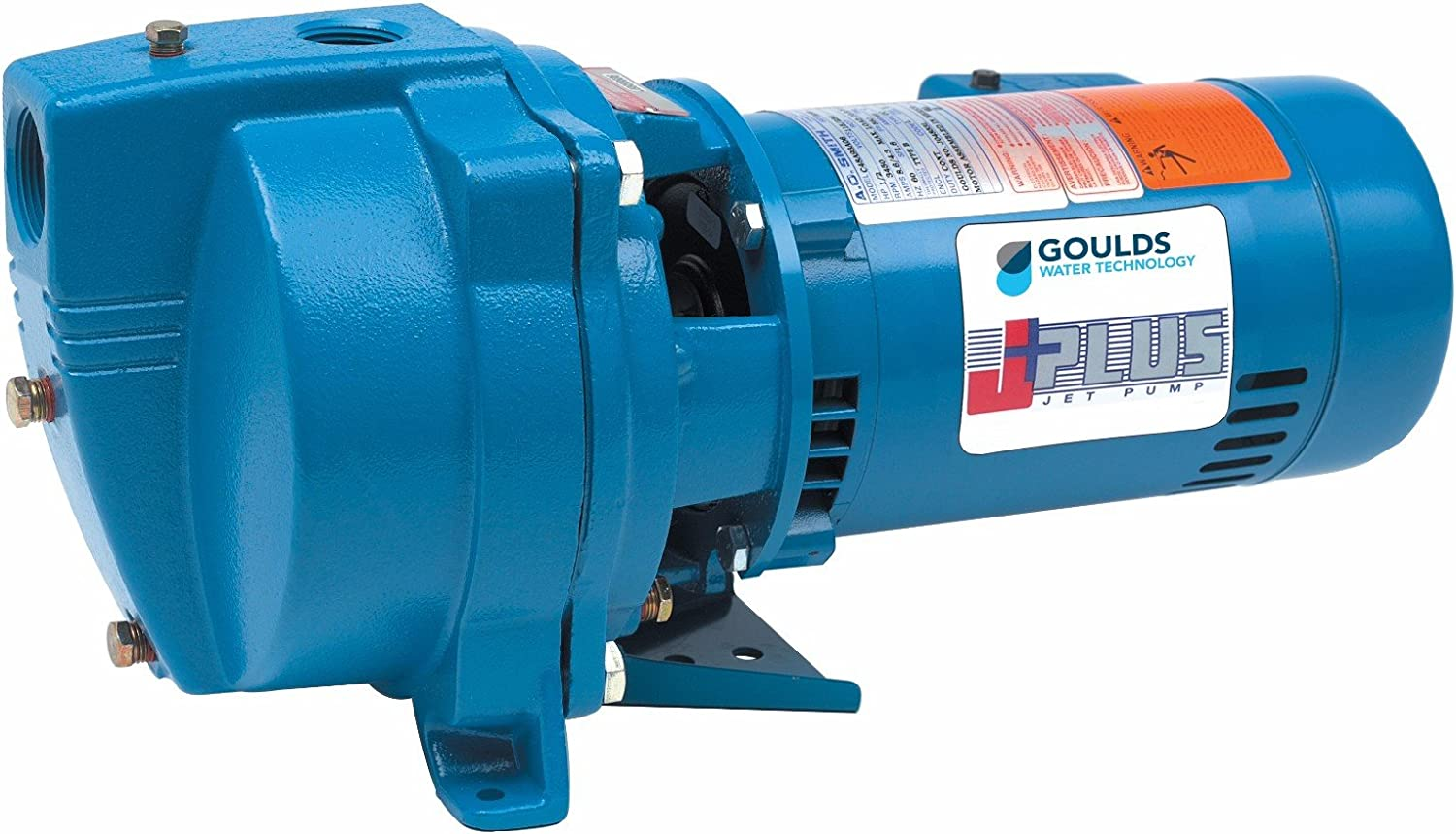 Deep Well or Shallow Well Water Jet Pump Various HP Ratings Available