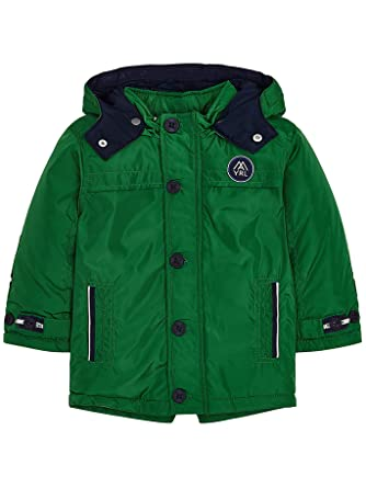 Mayoral 18-04402-068 - Nautical Jacket for Boys 2 Years Dill