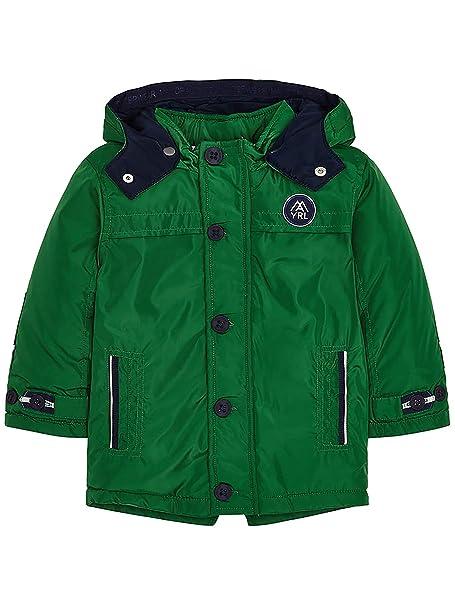 excepcional gama de estilos y colores diseño profesional Venta barata Mayoral, Abrigo para niño - 4402, Verde: Amazon.es: Ropa y ...