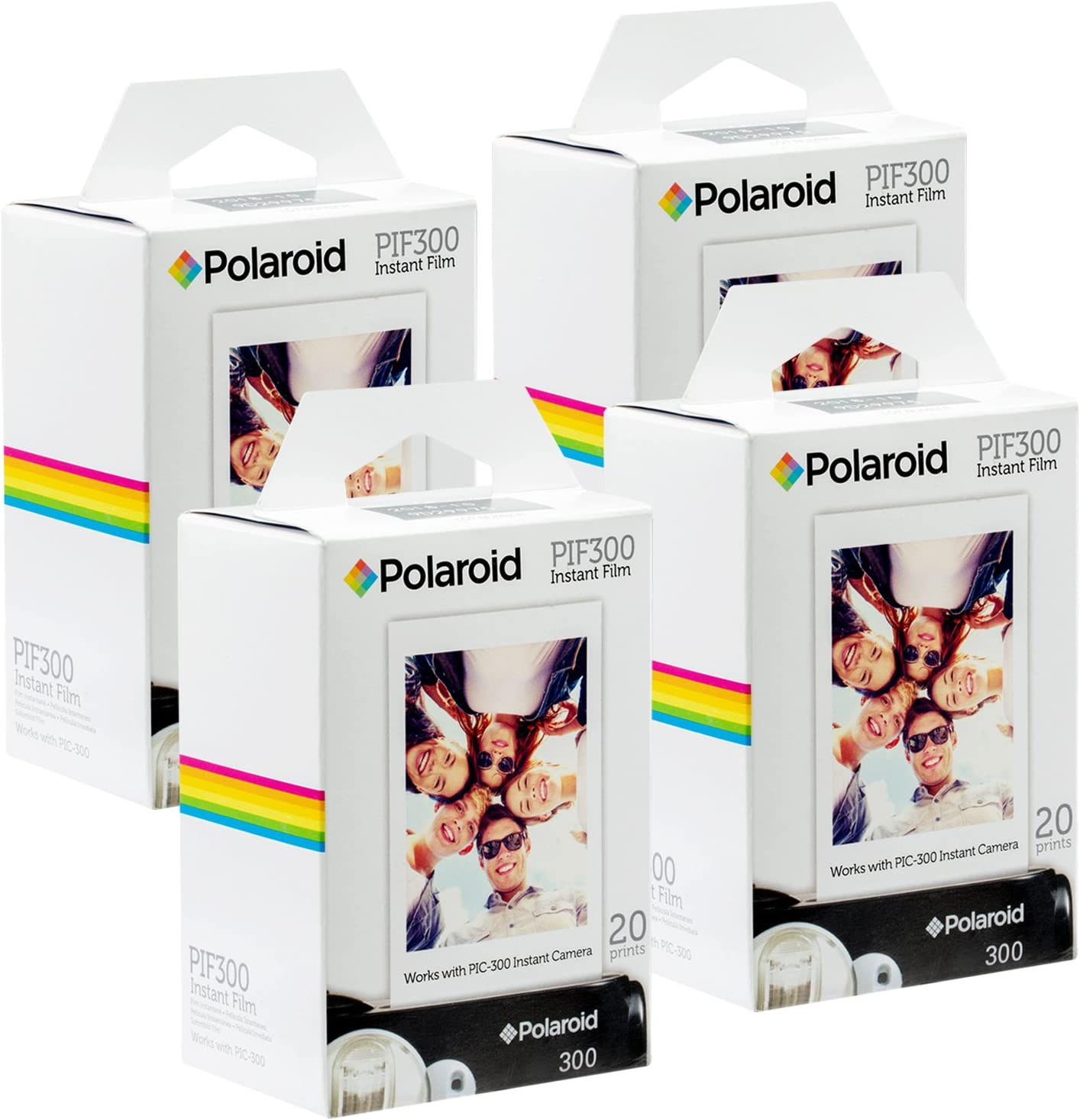 Polaroid PIF300 - Diseñada para Usar con Cámaras Fujifilm Instax ...