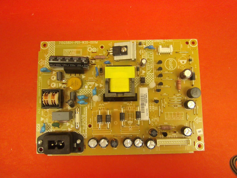 T VIZIO E241i-A1 715G5804-P01-W20-001M DE631UXP5Q Power Supply