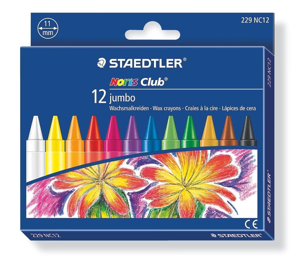 Staedtler - Ceras para colorear 229 NC12 ST