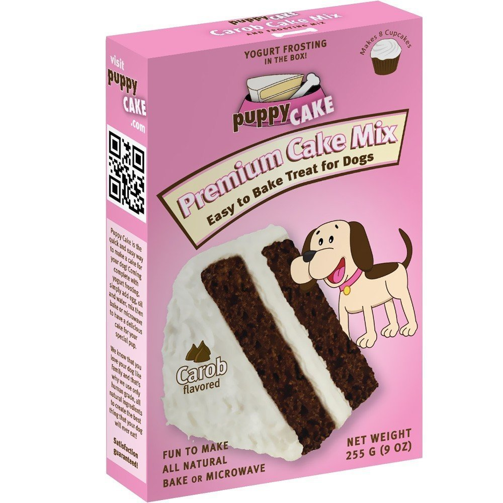 Amazon Puppy Cake Variety Pack Of 3 Cake Mix And Frosting