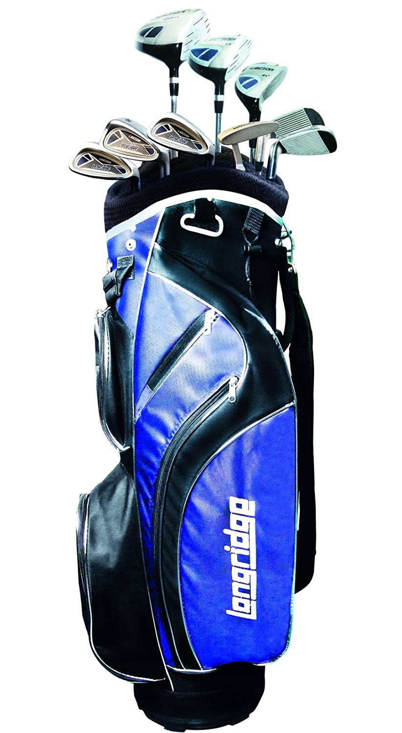 LONGRIDGE Vector Package x - Juego Completo de Palos de Golf ...