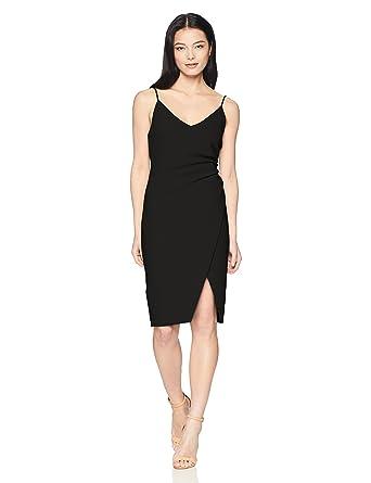 ccf910bfc1 Amazon.com  Black Halo Women s Bowery Petite Tailored Sheath Dress  Clothing
