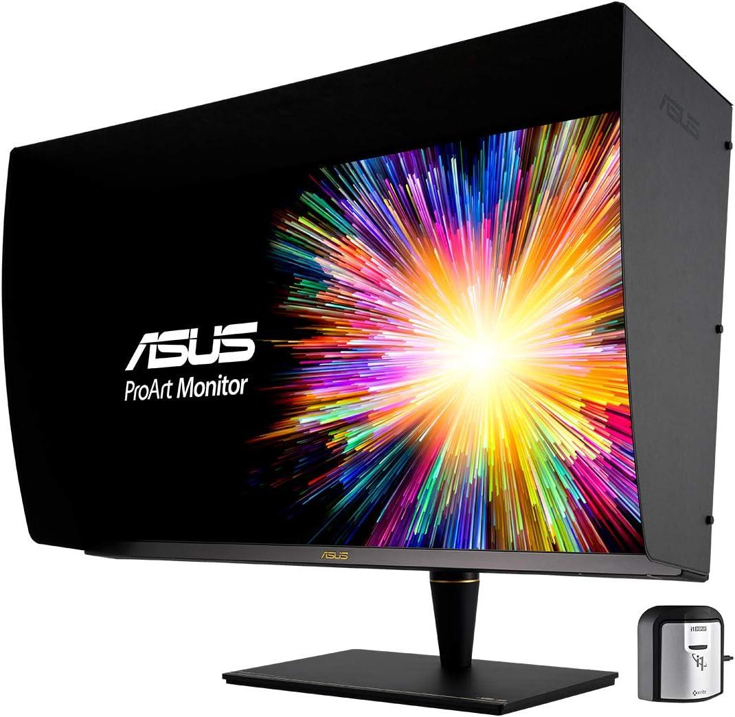 ASUS ProArt PA32UCX-K - Monitor Profesional 4K HDR Mini LED (32 pulgadas, Dolby Vision, HDR-10, HLG, retroiluminación Mini-LED con 1152 zonas de atenuación, dE<1, DCI-P3, Calibración hardware): Amazon.es: Informática