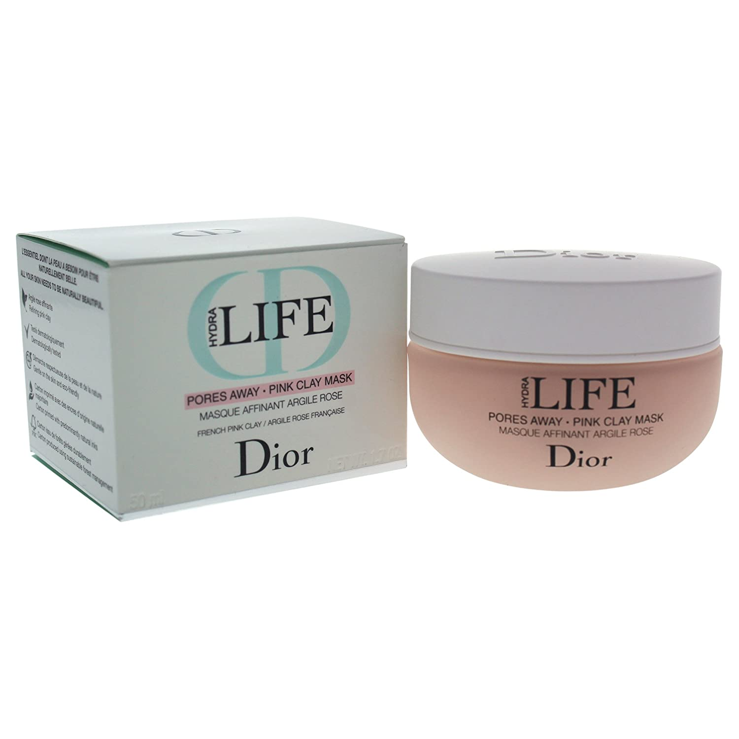 Dior Hlife Masque Affinant - 50 ml Facial Masks
